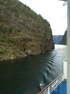 Fjords up close