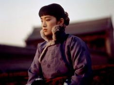 Gong Li: Raise The red Lantern.  Another favourite film.