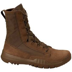 """Nike SFB2 Field 8"""" Tactical Boot - Coyote Brown"""