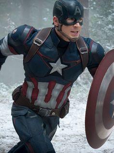 Chris Evans de retour en Captain America ? Il répond