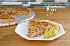 low sodium pizza, homemade pizza, low sodium recipes, healthy eating, heart-healthy pizza