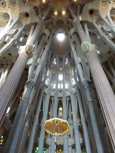 Sagrada Familia. So much symbolism
