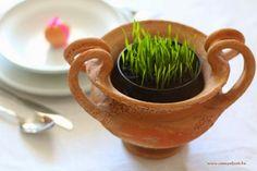 Ültess búzát! Planter Pots