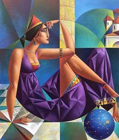 "Art Infinitus on Instagram: ""Robert Anthony Kurasov #painting #fineart #arthistory #dailyart #art #artwork #oilpaintings #artoftheday #impressionism #postimpressionism…"""