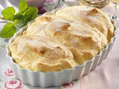 Salzburger Nockerl - world's best dessert, i tell ya!
