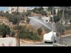 Τα πάντα για τον άνθρωπο         : Με σκάτα ψεκάζουν τους Παλαιστίνιους οι Εβραίοι!