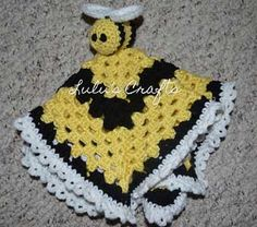 Fresh 26 Beautiful Crochet Bee Patterns Page 3 Of 3 Free Crochet Lovey Pattern Of Awesome What Es First the Yarn or the Crochet Free Crochet Lovey Pattern Crochet Lovey Free Pattern, Crochet Bee, Crochet Gratis, Crochet Toys, Free Crochet, Crochet Patterns, Crochet Security Blanket, Lovey Blanket, Baby Blanket Crochet