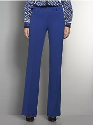 The 7th Avenue Bootcut City Double Stretch Pant - Bold Colors - Average