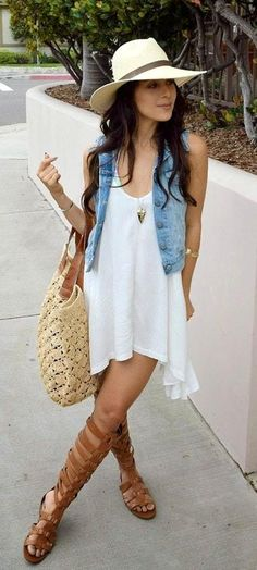 Comfy Summer Outfits 30