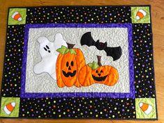 Halloween Table Runner