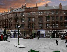 Vintage Glasgow