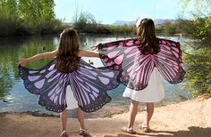 Enchanted dress up wings are 40% off on Groopdealz today ONLY. These make perfect gifts! My girls love these.