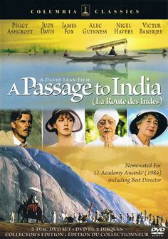 A Passage to India..... love this film ! One day I will visit this intoxicating country... one day ! :)