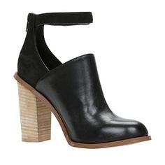 Aldo 'Servana' Ankle Strap Booties - OWN!