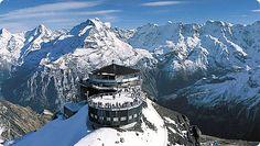 Mount Titlis, Switzerland #travel