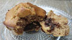 Ma petite cuisine gourmande sans gluten ni lactose: Muffins à la châtaigne et au chocolat sans gluten et sans lactose