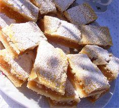 Hungarian Desserts, Hungarian Recipes, Sweet Desserts, No Bake Desserts, Dessert Recipes, Diabetic Recipes, Cooking Recipes, Baking Muffins, Christmas Baking