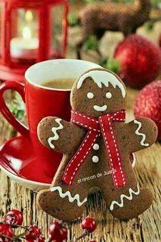 Café navideño