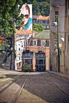 Lisbon Hills - Lisbon, Portugal #PrincessCruises and #Travel