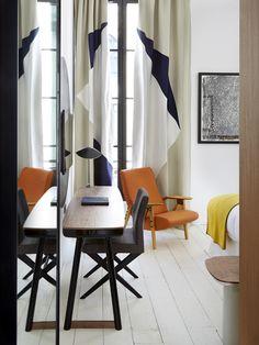 Modern color scene/ Francois Champsaur