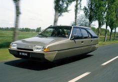 Flying Citroën - YARD