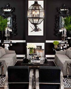 25 Elegant Living Room Design Inspiration & Ideas. Follow us for more Home & Decor Inspiration   Vienné & Ventura