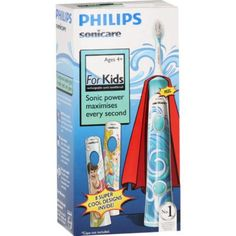 Stand a chance to win one Philips Sonicare Powerup Rechargeable toothbrush worth R799 OR two Phillips Sonicare for Kids toothbrushes worth R880 each.