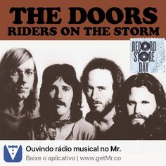 Estou escutando The Doors - Riders On The Storm - Doors no Mr. #GetMr http://GetMr.co