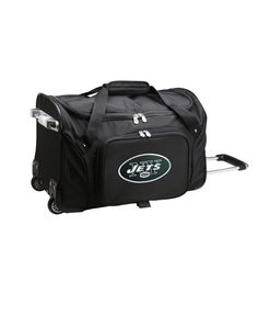 f0938a10e2 Travel like a champ with this spacious and portable Virginia Tech Hokies  wheeled duffel bag from Denco. Mojo Sports Luggage