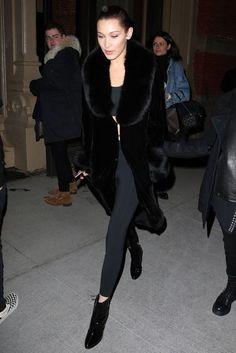 Bella Hadid Style File: Fashion And Street Style   British Vogue