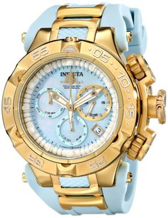Invicta Women's 17237 Subaqua Analog Display Swiss Quartz Blue Watch