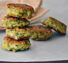 Homemade Falafel with Tahini Sauce