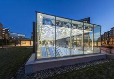 Nydalen Metro Station Extension / Kristin Jarmund Architects