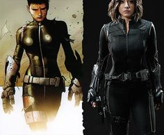 Daisy Johnson / Quake from Comic to Screen