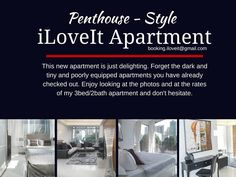 It can be your vacation apartment for unforgettable days in an always exciting Hong Kong.