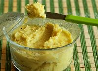 Manteiga de Milho e Ervas (vegana)