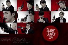 S-P-Y - Super Junior music video