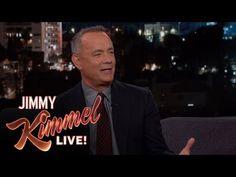 Jimmy Kimmel Live: Tom Hanks Says Clint Eastwood Treats Actors Like Horses