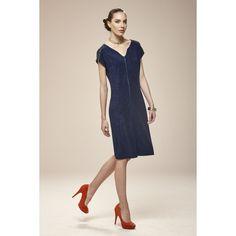 Kadın Elbise - 45860 | Elbise | Day | Relax Mode Rahatlığın Keşfi - Günlük Rahat Giyim