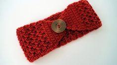 crochet headbands for women - YouTube