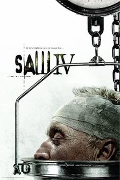 Saw IV. Loved it!