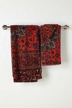 Imlil Bath Towel  #anthropologie