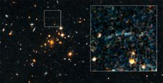 Hubble Discovers Rare Gravitational Arc