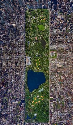 New York City from above is mind blowing - Awesome