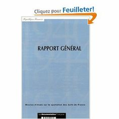 Jean Mattéoli, Rapport general: mission d'étude sur la spoliation des juifs de France, La documentation francaise, Paris, 2000  Cours 4