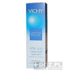 Vichy Capital Soleil, balsam po opalaniu, 100 ml,50pln