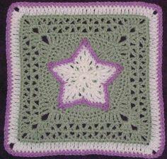 Star Overlay - YarnCrazy Crochet World