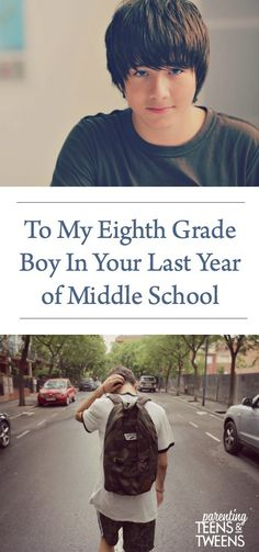 To My Eighth Grade Boy In Your Last Year of Middle School. Parenting Articles, Parenting Books, Parenting Teens, Eighth Grade, Seventh Grade, Tears In Eyes, Raising Teenagers, Parent Resources, New Students