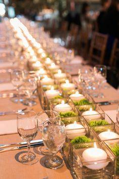 Featured Photographer: Caroline Tran Photography; Wedding reception idea.