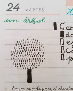 Doodle time! Día 24 del #retocreativo #arbol  . . . #doodles #doodling #retodoodle #dibujos #handdrawn #draw #drawing #garabatos #debuxos #sketch #instadraw #instasketch #instadoodle #instaplanner #ink #instaink #myplanner #art #artsy #adoodleaday #hfdoodling #ordjdoodling #doodlechallenge #tree #doodletime #arbol